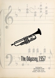 Page 5, 1957 Edition, Ellerbe High School - Odyssey Yearbook (Ellerbe, NC) online yearbook collection