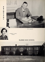 Page 8, 1957 Edition, Ellerbe High School - Odyssey Yearbook (Ellerbe, NC) online yearbook collection