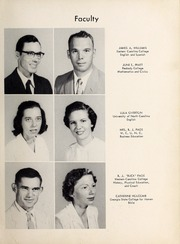 Page 9, 1957 Edition, Ellerbe High School - Odyssey Yearbook (Ellerbe, NC) online yearbook collection