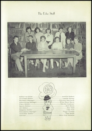 Page 11, 1950 Edition, Jamestown High School - Echo Yearbook (Jamestown, NC) online yearbook collection