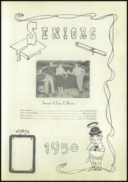 Page 13, 1950 Edition, Jamestown High School - Echo Yearbook (Jamestown, NC) online yearbook collection