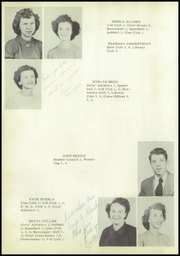 Page 14, 1950 Edition, Jamestown High School - Echo Yearbook (Jamestown, NC) online yearbook collection