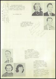 Page 15, 1950 Edition, Jamestown High School - Echo Yearbook (Jamestown, NC) online yearbook collection