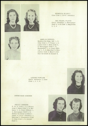 Page 16, 1950 Edition, Jamestown High School - Echo Yearbook (Jamestown, NC) online yearbook collection