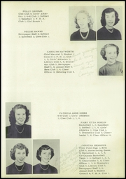 Page 17, 1950 Edition, Jamestown High School - Echo Yearbook (Jamestown, NC) online yearbook collection