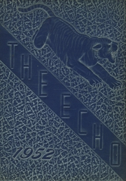 1952 Edition, Jamestown High School - Echo Yearbook (Jamestown, NC)
