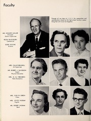 Page 10, 1956 Edition, Jamestown High School - Echo Yearbook (Jamestown, NC) online yearbook collection
