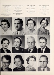 Page 11, 1956 Edition, Jamestown High School - Echo Yearbook (Jamestown, NC) online yearbook collection