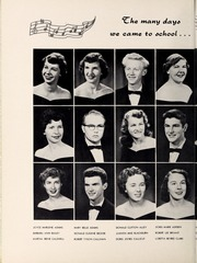 Page 14, 1956 Edition, Jamestown High School - Echo Yearbook (Jamestown, NC) online yearbook collection