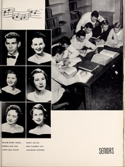 Page 17, 1956 Edition, Jamestown High School - Echo Yearbook (Jamestown, NC) online yearbook collection