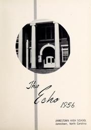 Page 5, 1956 Edition, Jamestown High School - Echo Yearbook (Jamestown, NC) online yearbook collection