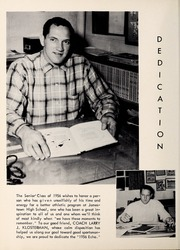 Page 6, 1956 Edition, Jamestown High School - Echo Yearbook (Jamestown, NC) online yearbook collection