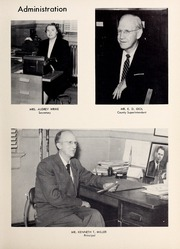 Page 9, 1956 Edition, Jamestown High School - Echo Yearbook (Jamestown, NC) online yearbook collection