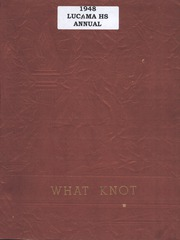 1948 Edition, Lucama High School - What Knot Yearbook (Lucama, NC)