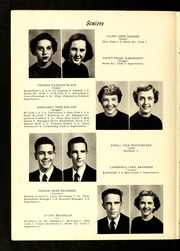 Page 10, 1953 Edition, Elon College High School - Echoes Yearbook (Elon, NC) online yearbook collection