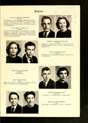 Page 11, 1953 Edition, Elon College High School - Echoes Yearbook (Elon, NC) online yearbook collection