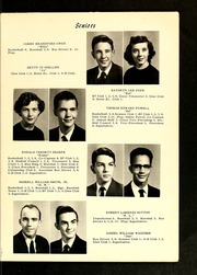 Page 13, 1953 Edition, Elon College High School - Echoes Yearbook (Elon, NC) online yearbook collection