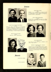 Page 14, 1953 Edition, Elon College High School - Echoes Yearbook (Elon, NC) online yearbook collection