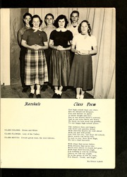 Page 15, 1953 Edition, Elon College High School - Echoes Yearbook (Elon, NC) online yearbook collection
