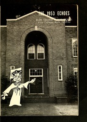 Page 5, 1953 Edition, Elon College High School - Echoes Yearbook (Elon, NC) online yearbook collection
