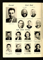 Page 8, 1953 Edition, Elon College High School - Echoes Yearbook (Elon, NC) online yearbook collection