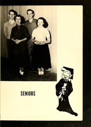 Page 9, 1953 Edition, Elon College High School - Echoes Yearbook (Elon, NC) online yearbook collection
