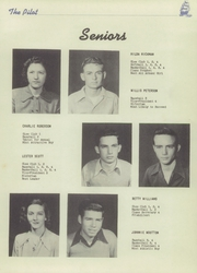 Page 11, 1949 Edition, Leland High School - Lehian Yearbook (Leland, NC) online yearbook collection
