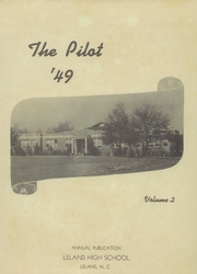 Page 3, 1949 Edition, Leland High School - Lehian Yearbook (Leland, NC) online yearbook collection