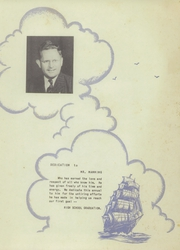 Page 5, 1949 Edition, Leland High School - Lehian Yearbook (Leland, NC) online yearbook collection