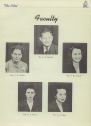Page 7, 1949 Edition, Leland High School - Lehian Yearbook (Leland, NC) online yearbook collection