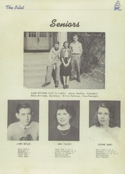 Page 9, 1949 Edition, Leland High School - Lehian Yearbook (Leland, NC) online yearbook collection