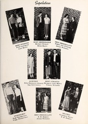 Page 13, 1951 Edition, Yadkinville High School - Yadkinian Yearbook (Yadkinville, NC) online yearbook collection