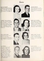 Page 17, 1951 Edition, Yadkinville High School - Yadkinian Yearbook (Yadkinville, NC) online yearbook collection