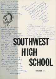 Page 5, 1963 Edition, Southwest High School - Iliad Yearbook (Clemmons, NC) online yearbook collection