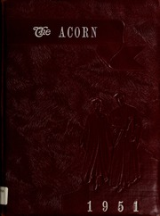Page 1, 1951 Edition, Four Oaks High School - Acorn Yearbook (Four Oaks, NC) online yearbook collection
