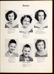 Page 15, 1951 Edition, Four Oaks High School - Acorn Yearbook (Four Oaks, NC) online yearbook collection