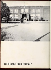 Page 8, 1951 Edition, Four Oaks High School - Acorn Yearbook (Four Oaks, NC) online yearbook collection
