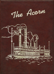 1955 Edition, Four Oaks High School - Acorn Yearbook (Four Oaks, NC)