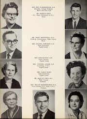 Page 14, 1959 Edition, Four Oaks High School - Acorn Yearbook (Four Oaks, NC) online yearbook collection
