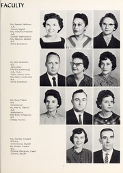 Page 13, 1962 Edition, Four Oaks High School - Acorn Yearbook (Four Oaks, NC) online yearbook collection