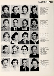 Page 14, 1962 Edition, Four Oaks High School - Acorn Yearbook (Four Oaks, NC) online yearbook collection