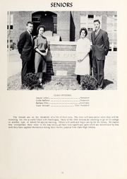 Page 17, 1962 Edition, Four Oaks High School - Acorn Yearbook (Four Oaks, NC) online yearbook collection