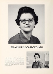 Page 8, 1962 Edition, Four Oaks High School - Acorn Yearbook (Four Oaks, NC) online yearbook collection