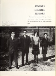Page 17, 1965 Edition, Four Oaks High School - Acorn Yearbook (Four Oaks, NC) online yearbook collection