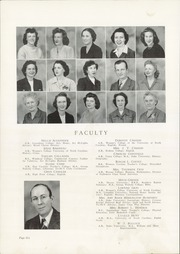 Page 10, 1946 Edition, Cannon High School - Cannon Report Yearbook (Kannapolis, NC) online yearbook collection