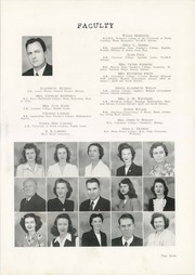 Page 11, 1946 Edition, Cannon High School - Cannon Report Yearbook (Kannapolis, NC) online yearbook collection