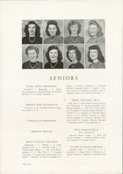 Page 14, 1946 Edition, Cannon High School - Cannon Report Yearbook (Kannapolis, NC) online yearbook collection