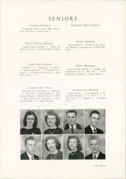 Page 17, 1946 Edition, Cannon High School - Cannon Report Yearbook (Kannapolis, NC) online yearbook collection
