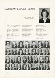 Page 9, 1946 Edition, Cannon High School - Cannon Report Yearbook (Kannapolis, NC) online yearbook collection