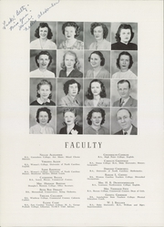 Page 10, 1947 Edition, Cannon High School - Cannon Report Yearbook (Kannapolis, NC) online yearbook collection